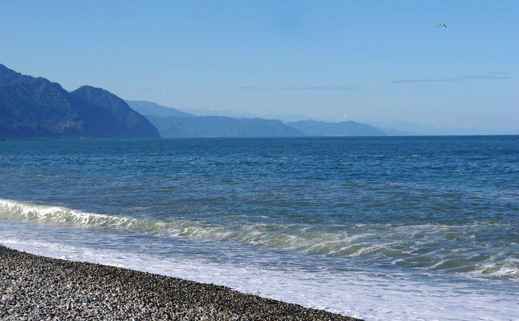 Приветливое море в Сарпи