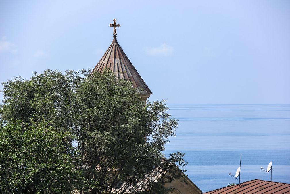 Православный Храм в Сарпи